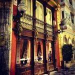 gågatan i Cartagena